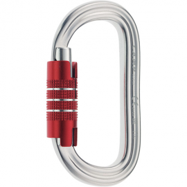 Mosquetón Oval XL 3Lock...